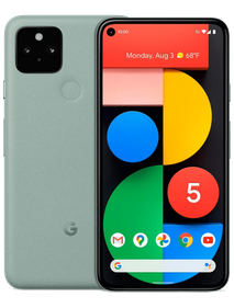 Google Pixel 5 8/128 GB Зелёный (Green)