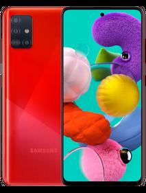 Samsung Galaxy A51 6/128 GB Red (Красный)