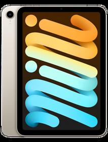Apple iPad mini 2021 256 GB Wi-Fi + Cellular Starlight [MK8H3]