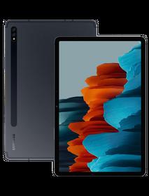 Samsung Galaxy Tab S7+ Wi-Fi 6/128 GB Чёрный