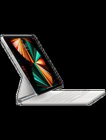 "Apple Magic Keyboard для iPad Pro 12.9"" 5th gen. [MJQL3] (2021) Белый"