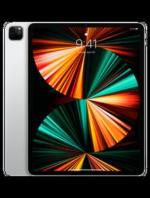 "Apple iPad Pro 12.9"" M1 2021 Серебристый 2 TB Wi-Fi+4G (MHRE3)"