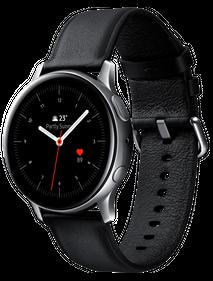 Samsung Galaxy Watch Active 2 44 мм (Сталь, Серебристый)