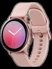 Samsung Galaxy Watch Active 2 40 мм (Алюминий, Ваниль)