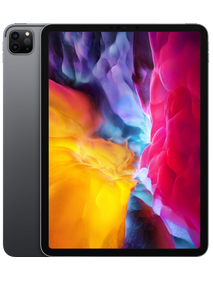 "Apple iPad Pro 11"" 2020 256 GB LTE Серый Космос MXE42"