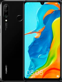 Huawei P30 Lite 4/128 GB MAR-LX1M Midnight Black (Полночный Чёрный)
