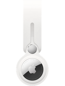 Брелок-подвеска Apple AirTag Loop, Белый (MX4F2)