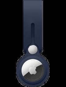 Брелок-подвеска Apple AirTag Loop, Тёмный ультрамарин (MHJ03)