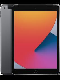 "Apple iPad 10.2"" 2020 LTE 32 GB Серый Космос MYMH2"