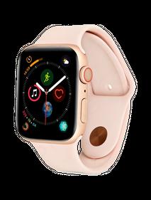 Apple Watch Series 4 44 мм Алюминий Золотистый/Розовый песок MU6F2