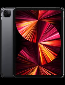 "Apple iPad Pro 11"" M1 2021 Серый Космос 128 GB Wi-Fi+4G (MHW53)"