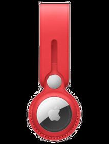 Брелок-подвеска Apple AirTag Loop, Красный (MK0V3)