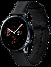 Samsung Galaxy Watch Active 2 40 мм (Сталь, Чёрный)
