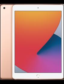 "Apple iPad 10.2"" 2020 Wi-Fi 128 GB Золотистый MYLF2"