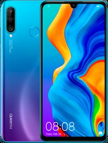 Huawei P30 Lite 6/256 GB Peacock Blue (Насыщенный бирюзовый)