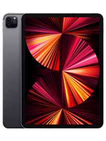 "Apple iPad Pro 11"" M1 2021 Серый Космос 512 GB Wi-Fi (MHQW3)"