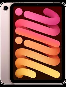 Apple iPad mini 2021 256 GB Wi-Fi Pink [MLWR3]