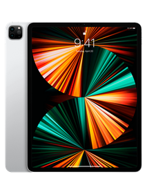 "Apple iPad Pro 12.9"" M1 2021 Серебристый 128 GB Wi-Fi (MHNG3)"