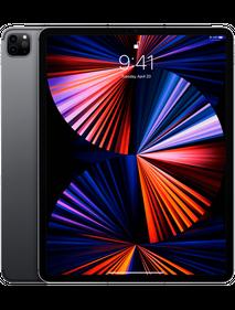 "Apple iPad Pro 12.9"" M1 2021 Серый Космос 256 GB Wi-Fi+4G (MHR63)"