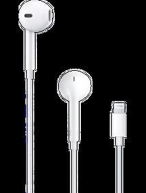 Apple EarPods с разъёмом Lightning [MMTN2Z]