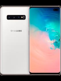 Samsung Galaxy S10 Plus 12 GB/1 TB White Ceramic (Белая керамика)