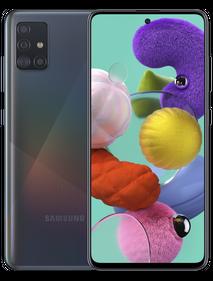 Samsung Galaxy A51 4/64 GB Black (Чёрный)