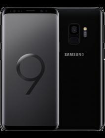 Samsung Galaxy S9 4/128 GB Black Brilliant (Чёрный бриллиант)