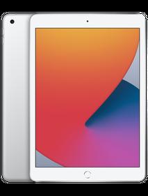 """Apple iPad 10.2"""" 2020 LTE 32 GB Серебристый MYMJ2"""