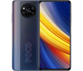 POCO X3 Pro 6/128 GB Чёрный