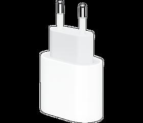 Сетевое зарядное Apple 20W USB-C Power Adapter MHJE3ZM/A