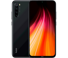 Xiaomi Redmi Note 8 4/128 GB Black (Чёрный)