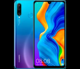 Huawei P30 Lite 4/128 GB MAR-LX1M Peacock Blue (Насыщенный бирюзовый)