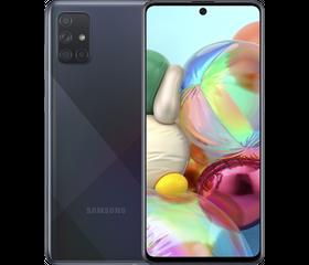 Samsung Galaxy A71 6/128 GB Black (Чёрный)