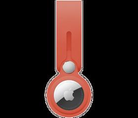 Брелок-подвеска Apple AirTag Loop, Солнечный апельсин (MK0X3)