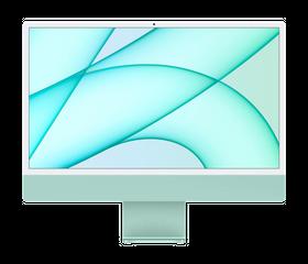 """Apple iMac M1 2021 24"""", 8 GB, 256 GB SSD, Зелёный [MJV83]"""