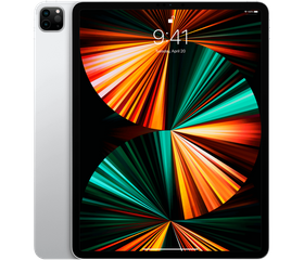 "Apple iPad Pro 12.9"" M1 2021 Серебристый 1 TB Wi-Fi (MHNN3)"