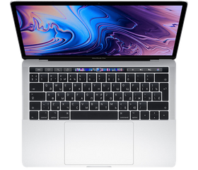 "Apple MacBook Pro 13"" (2019) Core i5 2,4 ГГц, 8 GB, 256 GB SSD, «Silver» [MV992]"