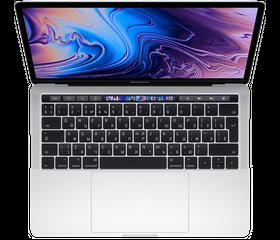 "Apple MacBook Pro 13"" (2019) Core i5 2,4 ГГц, 8 GB, 256 GB SSD, «Silver» [MV992]"