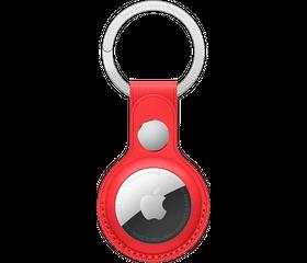 Брелок с кольцом Apple Key Ring, Красный (MK103)