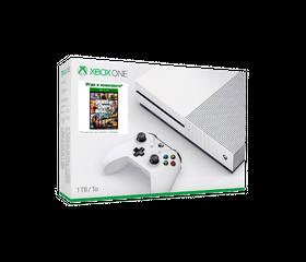 Игровая консоль Xbox One S 1 TB + GTA5
