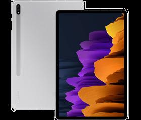 Samsung Galaxy Tab S7+ Wi-Fi 6/128 GB Серебристый