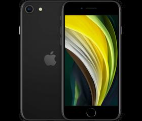 Apple iPhone SE 256 GB Чёрный (2020)