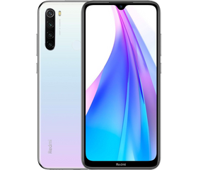 Xiaomi Redmi Note 8 4/128 GB White (Белый)