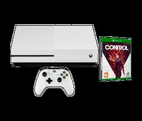 Игровая консоль Xbox One S 1 TB + CONTROL