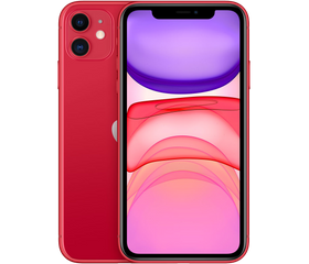 Apple iPhone 11 64 GB (PRODUCT)RED™