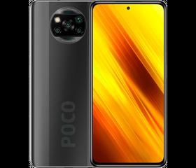 POCO X3 NFC 6/64 GB Чёрный