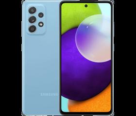 Samsung Galaxy A52 SM-A525F/DS 8/256 GB (Голубой)