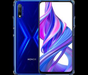 HONOR 9X 4/128 GB Сапфировый синий