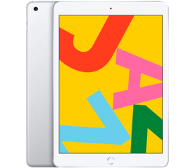 "Apple iPad 10.2"" 128 GB Silver MW782"