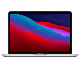 "Apple MacBook Pro 13"" M1 2020 3,2 Мгц, 16 GB, 1 TB SSD, «Silver» [Z11F0000G]"